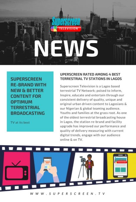 Superscreen News