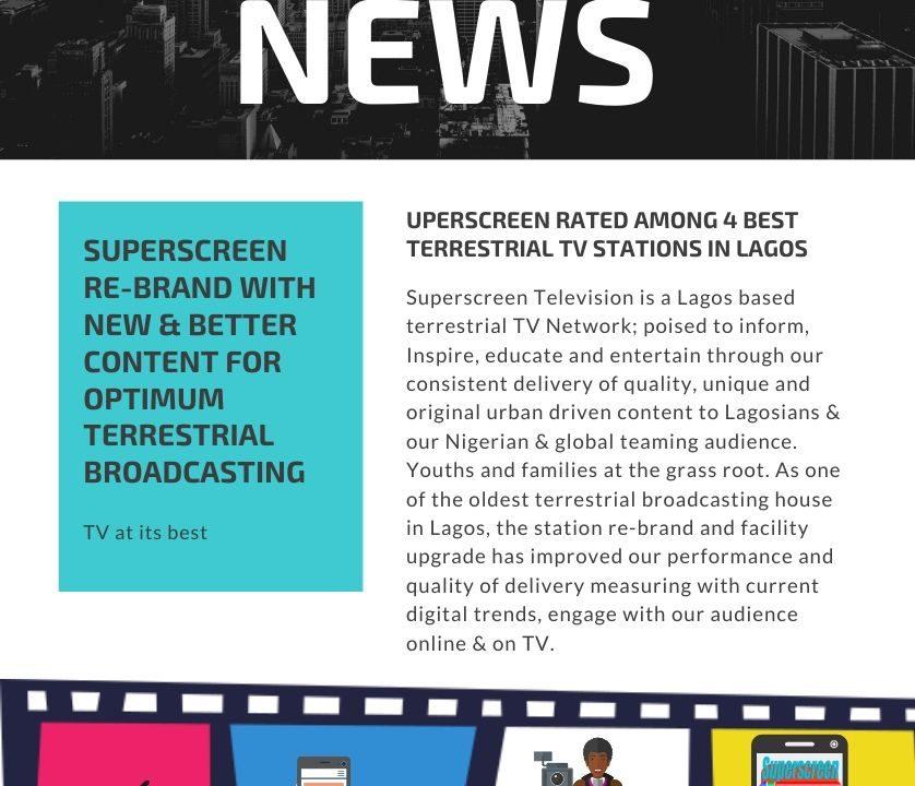 Superscreen News